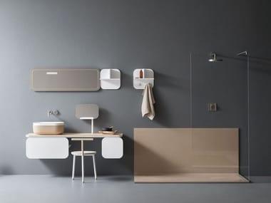 Bathroom furniture set OBLON - WA