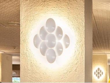 LED indirect light wall light OBOLO 6486