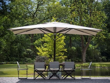 Offset Garden umbrella OCEAN MASTER MAX SINGLE CANTILEVER