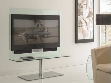 Swivel TV cabinet ODEON