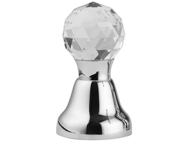 Deck-mounted remote control tap ODESSA CRYSTAL - F3916/S