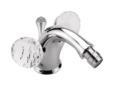 Countertop 1 hole bidet tap ODESSA CRYSTAL - FS3964A/S