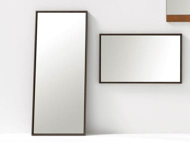 Rectangular framed mirror ODETTE