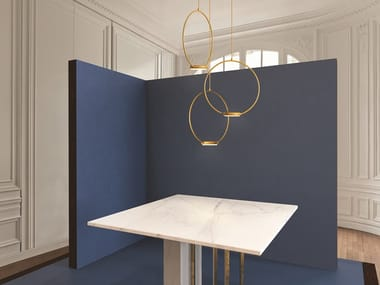 LED pendant lamp ODIGIOTTO