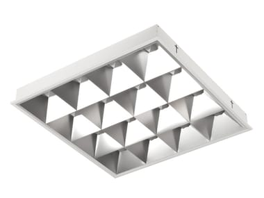 LED recessed ceiling lamp OFFICE PLUS LB LED P/T