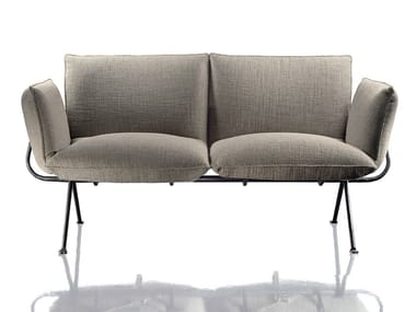 2 seater sofa OFFICINA | 2 seater sofa