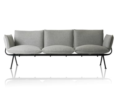 3 seater sofa OFFICINA | 3 seater sofa