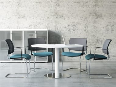 Round meeting table OGI | Round meeting table