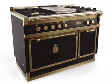Professional steel cooker OGS128SP | Cooker
