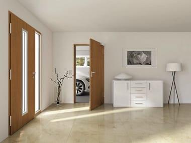 Hinged wooden door OIT