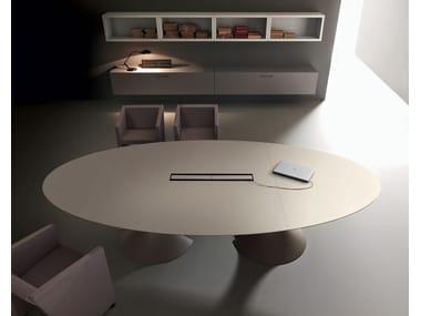 Tavoli da riunione in Cristalplant® | Archiproducts