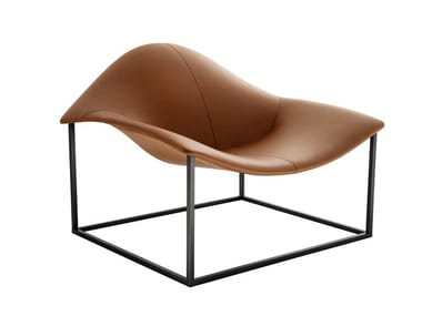 Fabric armchair OLALA