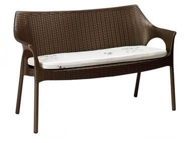 Polypropylene small sofa OLIMPO SOFA | Small sofa