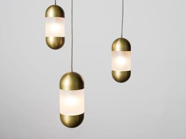 LED pendant lamp OLO