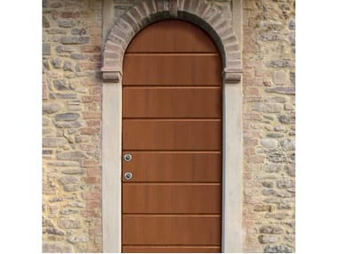 Arched safety door OLVERA