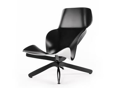 Ergonomic swivel armchair OM