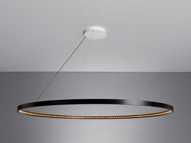 Lampada a sospensione a LED a luce diretta e indiretta OMEGA 120