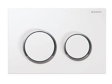 Flush plate OMEGA20