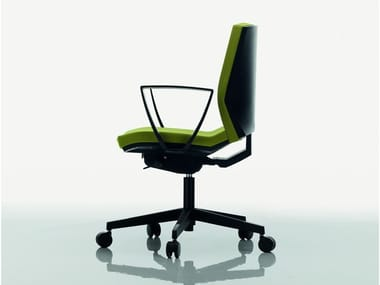 Task chair with 5-Spoke base OMNIA | Task chair