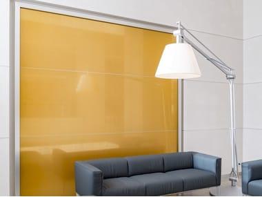 Glass wall tiles DECORFLOU® GOLD