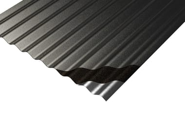 Steel Metal sheet and panel for roof ONDULIT