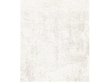 Handmade rectangular rug ONE BEIGE