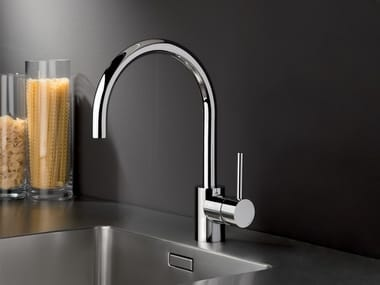 Single handle kitchen mixer tap with swivel spout ONE OF THESE DAYS | Kitchen mixer tap