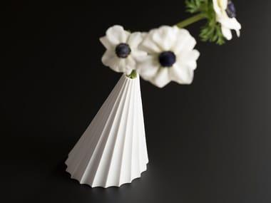 Vaso in porcellana OPÉRA | Vaso