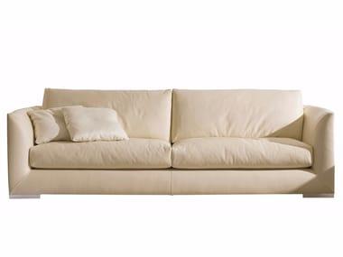 Leather sofa OPEN | Sofa