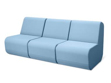 Sectional modular sofa OPENPORT | Sectional sofa
