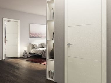 Hinged lacquered door OPERA50