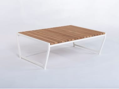 Low rectangular coffee table OPLÀ