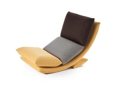 Rocking fabric Kids armchair OPS! JUNIOR