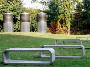 Concrete bench OPUS LONGUS