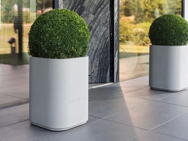 Concrete Planter/ Basic Container OPUS SATIO