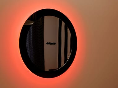Interactive wall light ORA