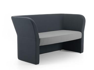 2 seater sofa ORACLE | Sofa