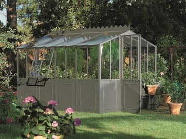 Iron Garden greenhouse ORANGERIE