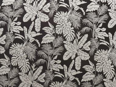 Jacquard upholstery fabric ORANGERY
