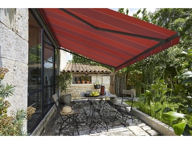 Sliding Folding arm awning ORCHESTRA