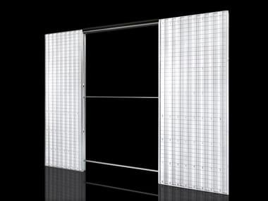 Counter frame for double sliding doors ORCHIDEA | Counter frame for double sliding doors