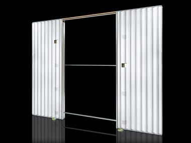 Counter frame for double sliding doors ORCHIDEA LIGHT | Counter frame for double sliding doors