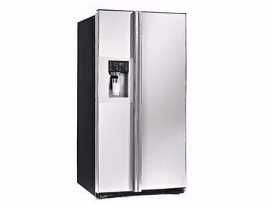 Kühlschrank No Frost : Amerikanischer no frost kühlschrank mit eisspender klasse a ore 24