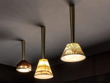 Lampada da soffitto in marmo OREADI - OR27/OR28/OR29   Lampada da soffitto