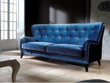 Fabric sofa ORGANIC