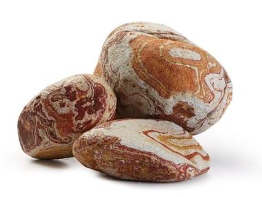 Natural stone decorative pebbles ORIENTAL | Natural stone decorative pebbles