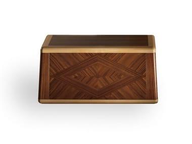 Rectangular wooden bedside table ORIGINAL LIFESTYLE | Bedside table