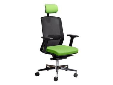 Swivel office chair with 5-Spoke base ORLANDO | Office chair