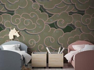 Motif vinyl wallpaper ORN18_009 | Wallpaper