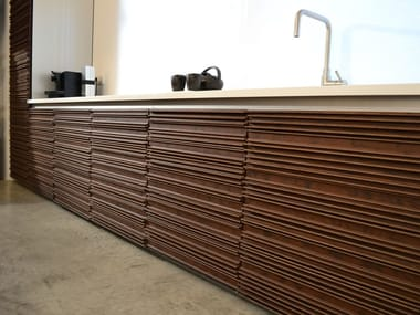 Bonded coatings for indoor walls ORNANS INDOOR